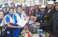 চাঁদপুর জেলা শীতকালীন ক্রীড়া প্রতিযোগিতার ৪৮ তম ফাইনাল